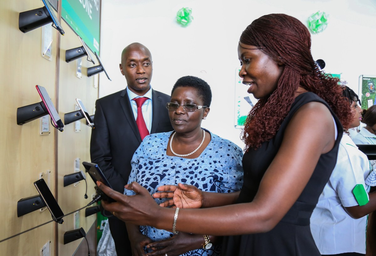 Safaricom opens new retail shop in Eldoret town